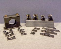 Clamps offered at Fox Valley Fittings & Controls, Neenah, WI USA