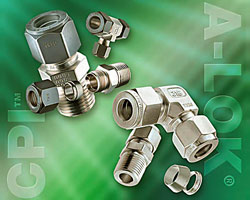 Compression Fittings at Fox Valley Fittings & Controls, Inc., Neenah, WI