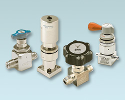 Diaphragm valves at Fox Valley Fittings & Controls, Inc., Neenah, WI