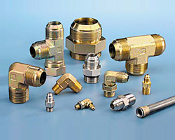 Flared Fittings at Fox Valley Fittings & Controls, Inc., Neenah, WI