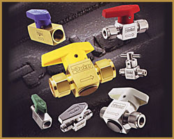 Plug valves at Fox Valley Fittings & Controls, Inc., Neenah, WI