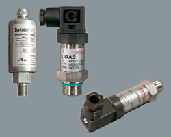 Transducers offered at Fox Valley Fittings & Controls, Appleton, WI USA
