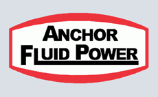 Logo for Anchor Fluid Power